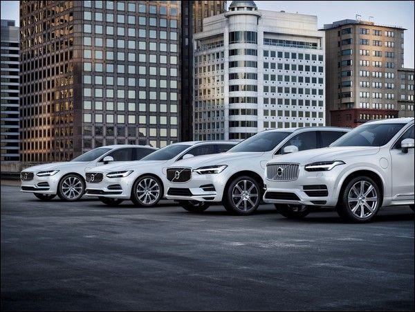 Dal 2019 ogni nuova Auto Volvo avrà un Motore elettrico