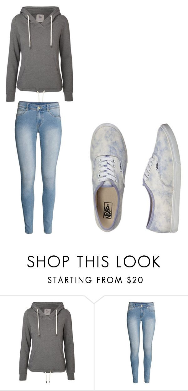 """""""Quick Errand"""" by hideous ❤ liked on Polyvore featuring Vero Moda, H&M, Vans and casual"""
