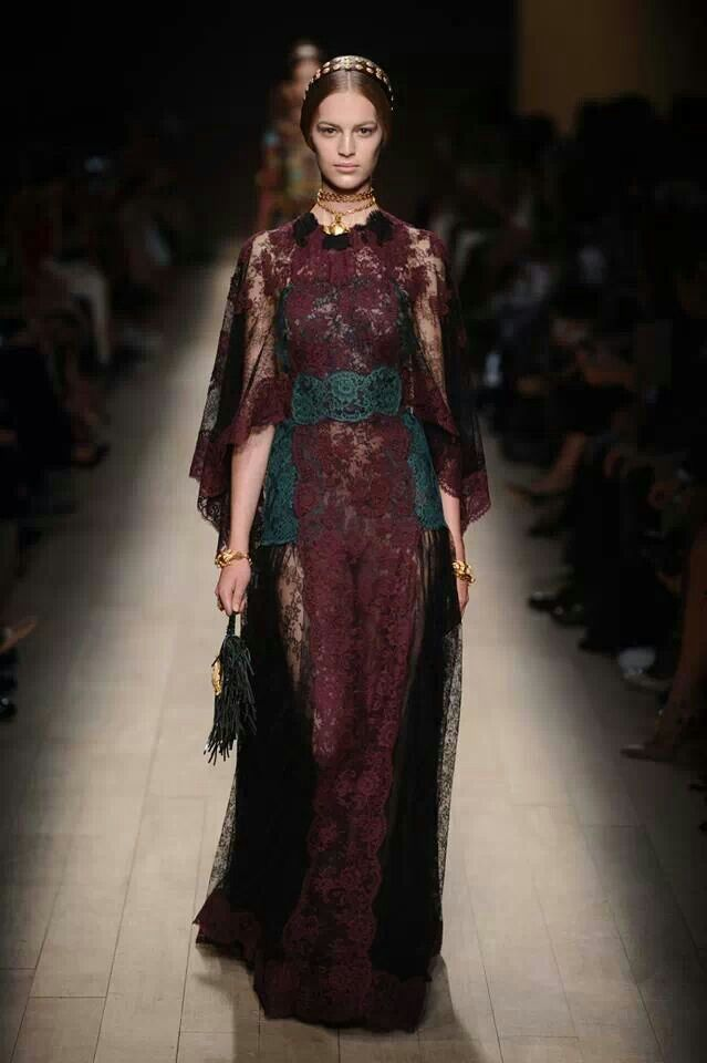VAlENTINO SS14 collection