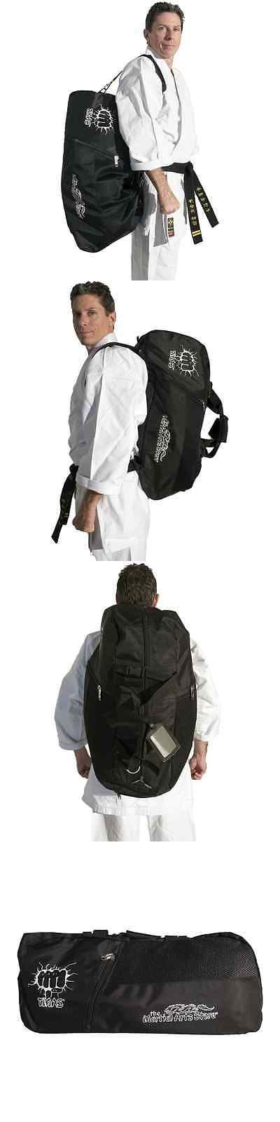 Other Combat Sport Training 179791: Tmas® Martial Arts Equipment Bag -> BUY IT NOW ONLY: $35.95 on eBay!
