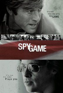 Spy Game with Robert Redford and Brad Pitt, great movieSpy Movie