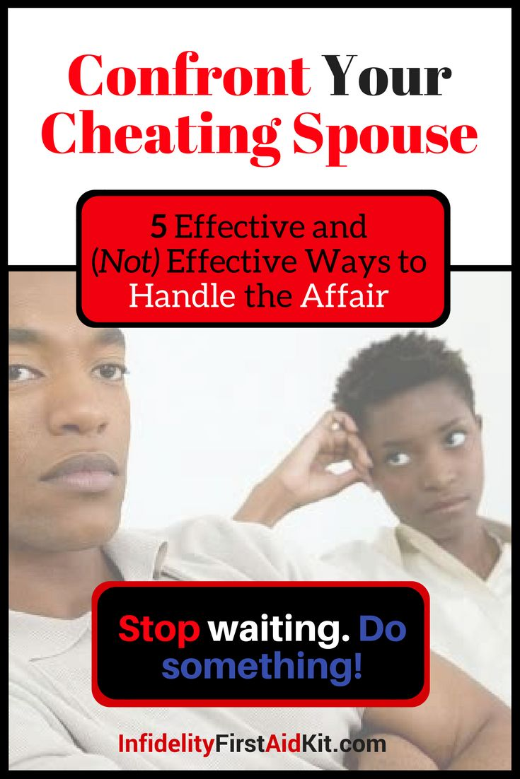 how to catch out your spouse cheating