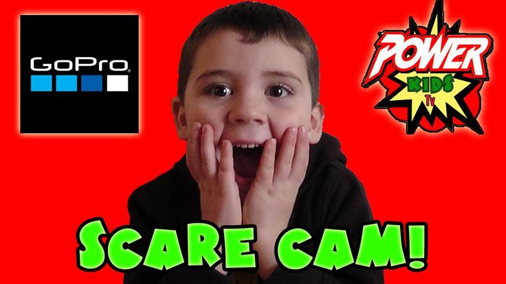 Scare Cam by Power Kids TV