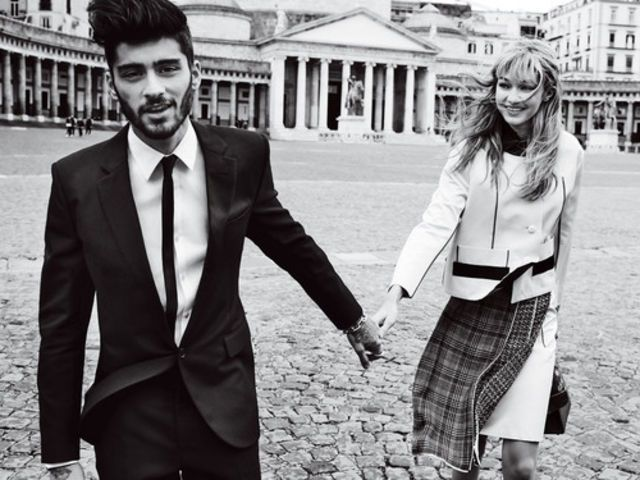 Eu tirei:Zayn Malik e Gigi Hadid! TESTE: Que tipo de casal famoso você e o boy seriam?