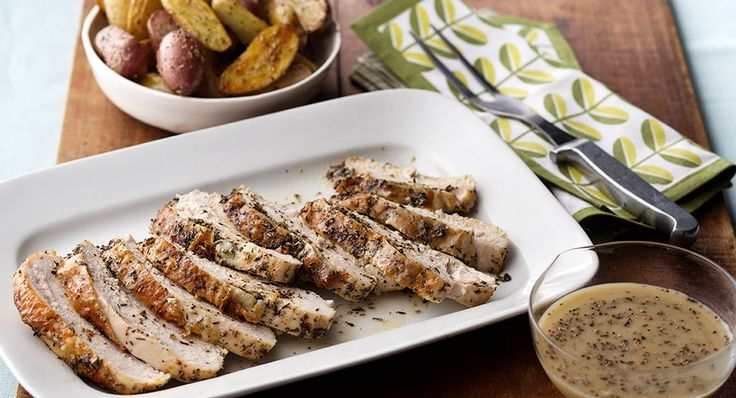 Roasted Brined Turkey with Cider Gravy  http://www.mccormick.com/Gourmet/Recipes/Main-Dishes/Roasted-Brined-Turkey-with-Cider-Gravy?utm_medium=banner-ads&utm_source=facebook&utm_term=Brined_Turkey_Breast_recipe&utm_content=recipe&utm_campaign=Gourmet_2014