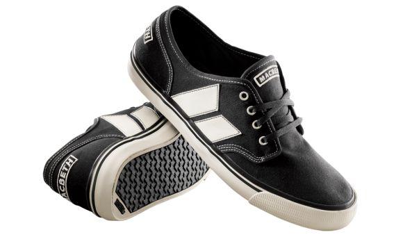 Macbeth footwear Langley Black