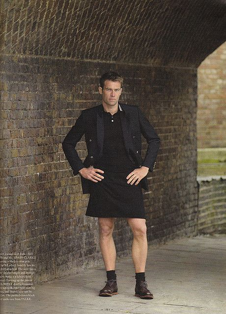 105 best skirts on men images on Pinterest