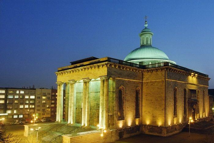 Kościoły w Polsce: KATEDRA W KATOWICACH