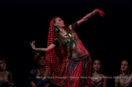 Tribal Fusion Bellydance BaladinFusion Maqam 2015