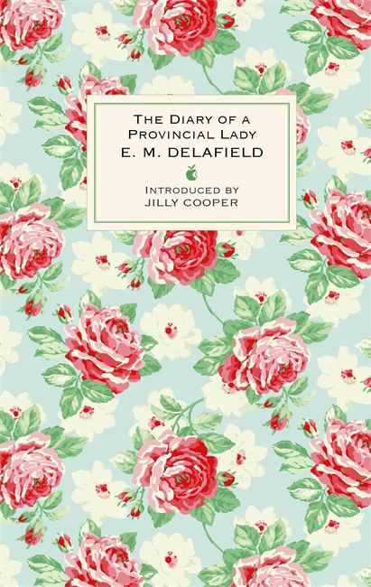 The Diary of a Provincial Lady by E.M. Delafield - design by Kath Kidson