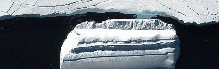 UFO-jagers spotten 500 meter lang object voor kust van Antarctica - http://www.ninefornews.nl/ufo-jagers-object-antarctica/