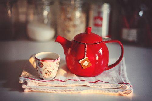 """Une bonne tisane pour """"oublier"""" le bon café..."""