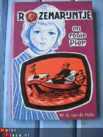 Boeke Rozemarijntje en rooie Pier. Hulst, W.G. van de. deel 3