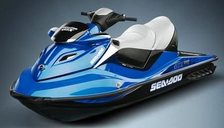 jet skiis. jet skiis for everyone in my family. maybe manage a jet ski rental place in Manistee.