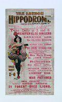 Poster of London Hippodrome