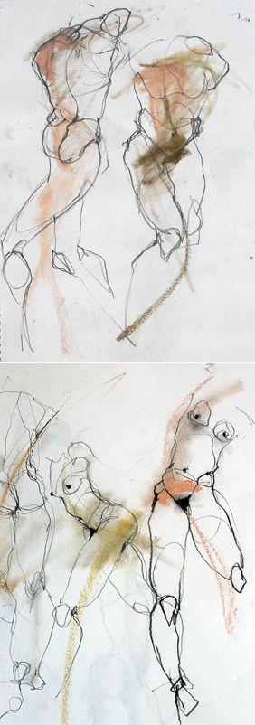 Jylian Gustlin - movement / gesture