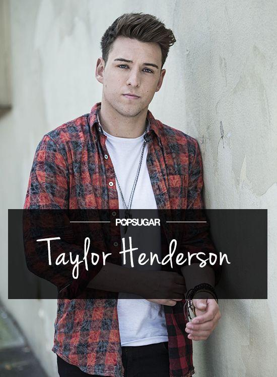 Taylor Henderson promoting new album Burnt Letters.