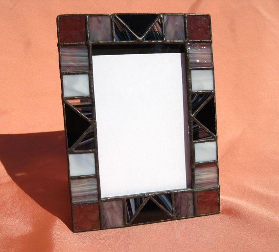 44 beste afbeeldingen over glas in lood fotolijstjes stained glass picture frames op pinterest. Black Bedroom Furniture Sets. Home Design Ideas