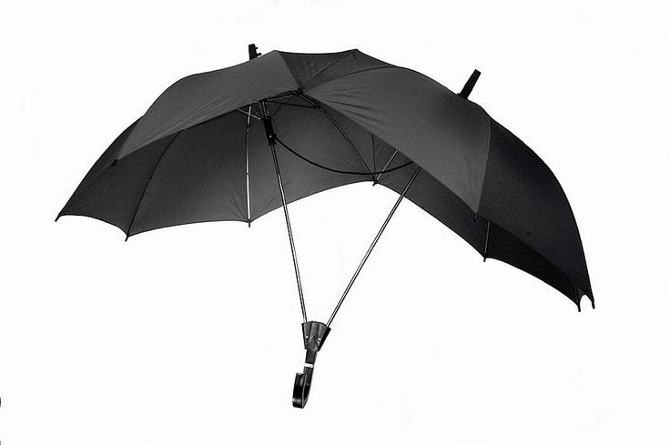 2 person umbrella :D