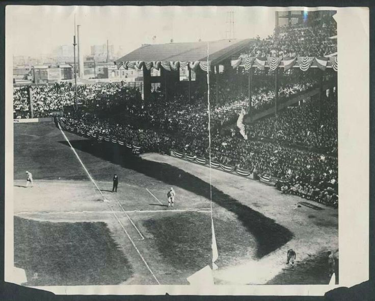 an analysis of 1919 world series I this research paper i will attempt to explain a pentadic analysis, what its  elements are and then provide an example of a specific situation (1919 world  series.