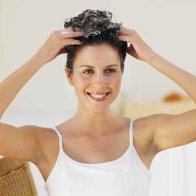 How to Remove Hair Spray Buildup from Hair