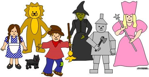 best 50 wizard of oz images on pinterest short stories wizard of rh pinterest com Wizard of Oz Logo Clip Art Wizard of Oz Graphics
