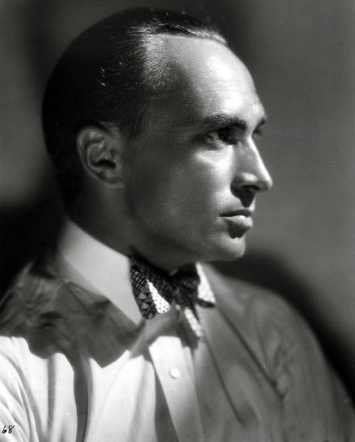 """Conrad Veidt made his living in Hollywood playing sinister Nazis, but in real life he was handsome and hated the Nazi party. He sent a lot of his own fortune back to Germany to help the resistance bring down the Nazis. Supposedly comic book artist Bob Kane, writer Bill Finger, and artist Jerry Robinson used stills of Veidt in """"The Man Who Laughs"""" as inspiration for the iconic supervillain The Joker."""