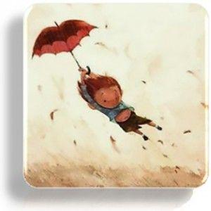 """Disturbo d'ansia di separazione: """"Ci sono due lasciti durevoli che possiamo dare ai nostri figli. Uno sono le radici. L'altro sono le ali"""" (Hodding Carter, Jr) #ansia #separazione #paura #bambino"""