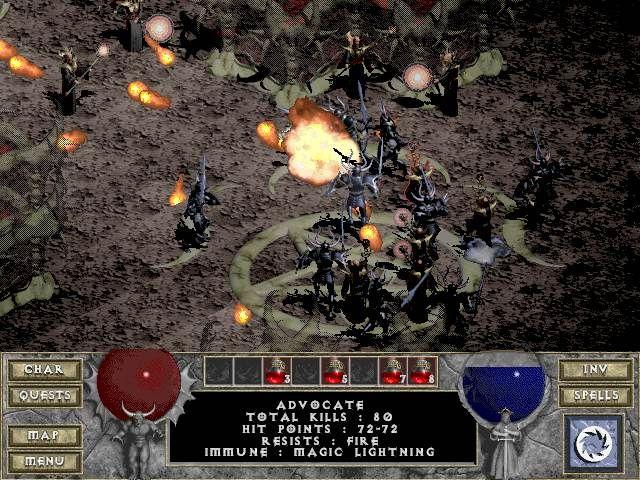 First Diablo - anyone else feeling nostalgic?