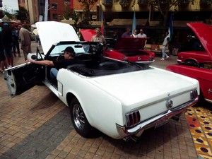 FORD MUSTANG TO BE HONOURED AT THE RAND EASTER SHOW