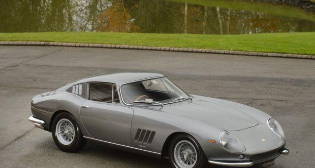 1965 Ferrari 275 GTB  - /6C RHD