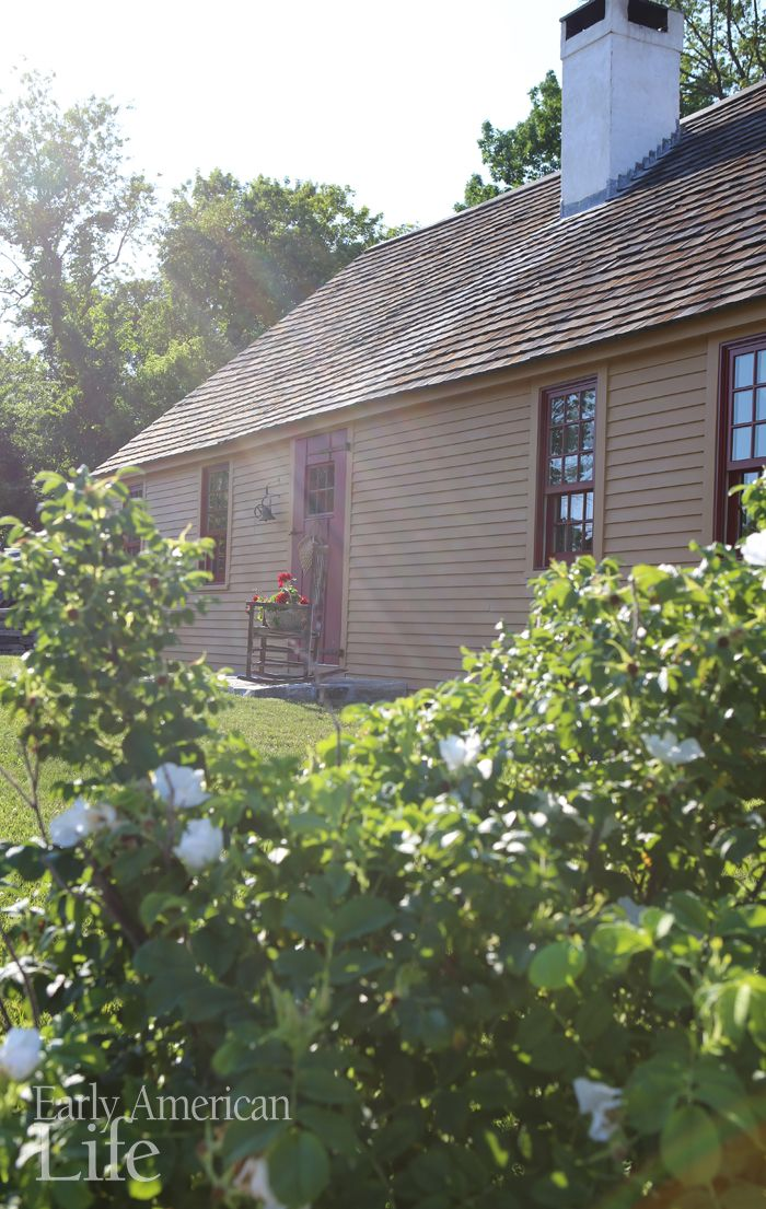 This Pilgrim Century home was almost torn
