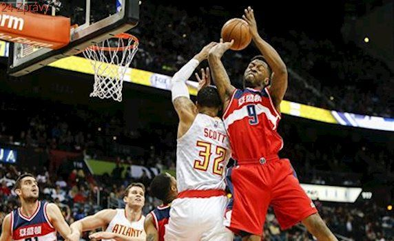Satoranský v NBA přispěl devíti body k vysokému vítězství Washingtonu