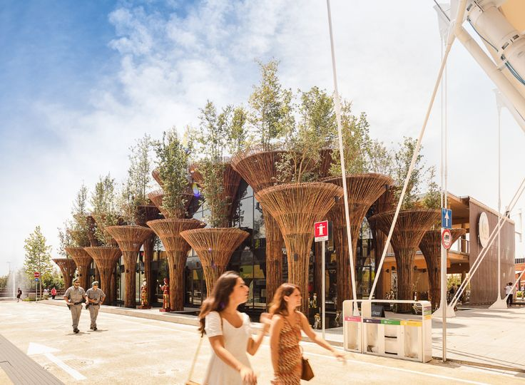 Gallery of One Photographer's Definitive Guide to the Pavilions of the 2015 World Expo – 17