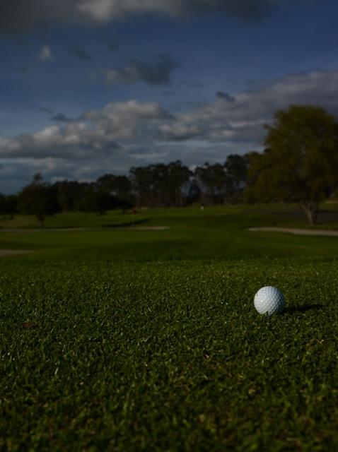 El campo de golf de Barrancabermeja goza de un clima cálido.