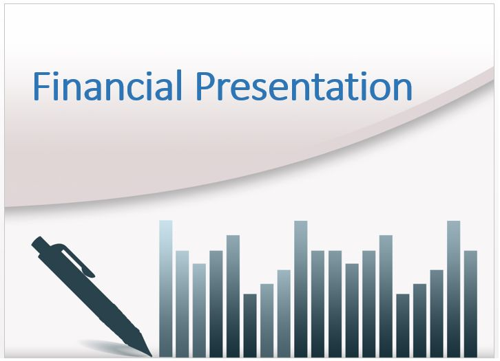 fin presentation In this section you will find quarterly financial presentations.