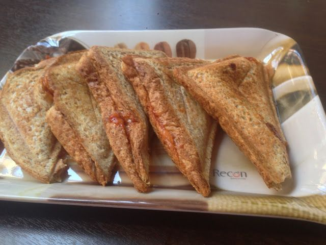 How to make Pizza sandwiches   This is interesting sandwich recipe and it was on my to- do...