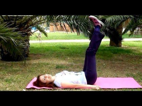 Los mejores ejercicios para tener un abdomen plano y tonificado | Cositas Femeninas