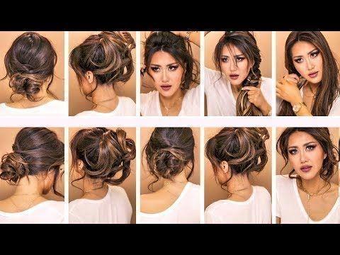 TOP 2017 tous les jours coiffure pour l'automne WORK; UPDOS SCOLAIRES pour HAÏTI MOYEN LONG… - #amp #Everyday #Automne #cha # coiffures