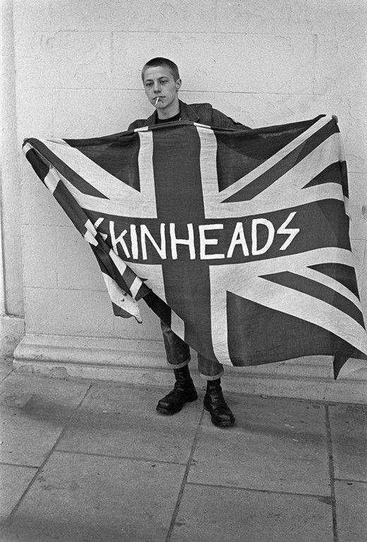 Art & Culture / In Pictures Derek Ridgers' Skinheads #AnotherMagazine