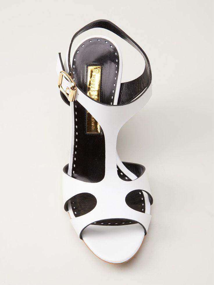 Rupert Sanderson 'mitzy' Sandal - Capitol - Farfetch.com
