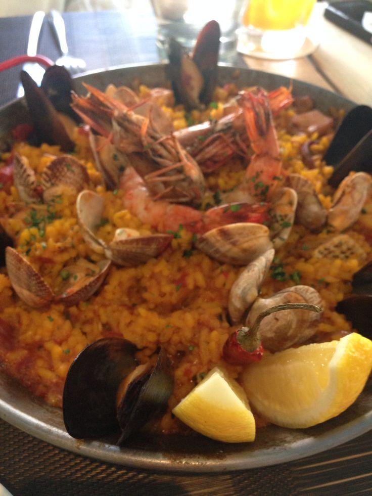 Yummy! Spanish!