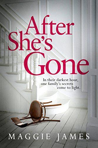 After She's Gone by Maggie James https://www.amazon.com/dp/B01LZXOVW5/ref=cm_sw_r_pi_dp_x_HQdoybHV96CMY