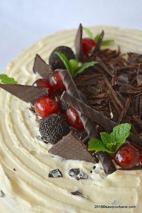 Tort stracciatella crema mascarpone si ciocolata Savori Urbane (3)
