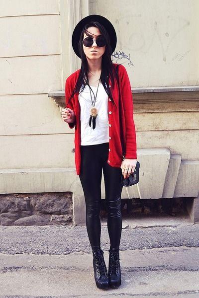 Black-h-m-hat-black-h-m-leggings-ruby-red-second-hand-cardigan_400