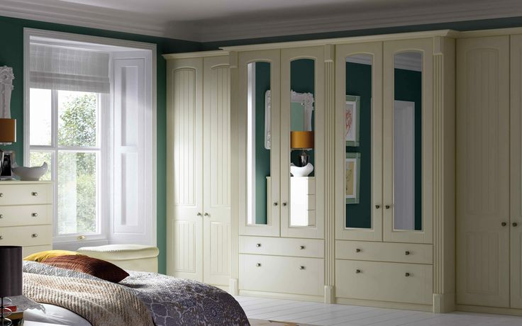 fitted wardrobes in two different styles wardrobe. Black Bedroom Furniture Sets. Home Design Ideas