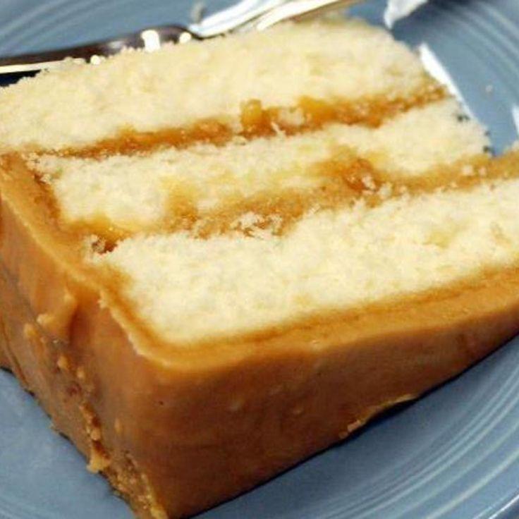Classic Southern Caramel Cake Recipe | Just A Pinch Recipes