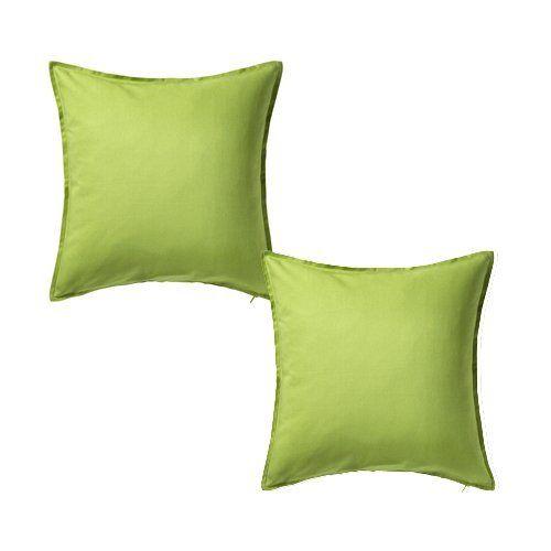 Light Green Decorative Pillow : Ikea Gurli Solid Light Green Throw Pillow Cover Cushion Sleeve NEW 20 X 20