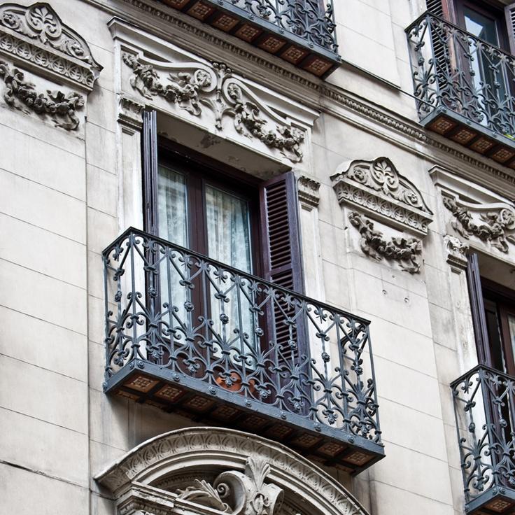 finestre e balconi //