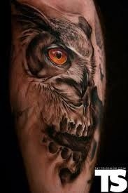 horned owl tattoo – Google Search | FollowPics